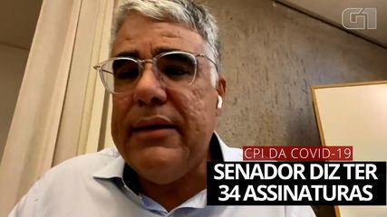 VÍDEO: Senador fala sobre articulações para incluir estados e municípios na CPI que vai apurar ações e omissões no combate à pandemia