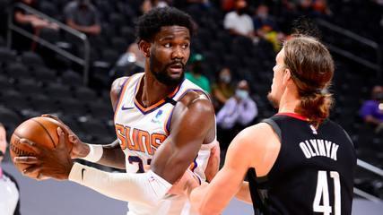 Melhores momentos: Phoenix Suns 126 x 120 Houston Rockets pela NBA
