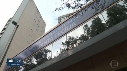 Governo de SP inaugura hospital de campanha no centro da capital, mas com menor de leitos previstos