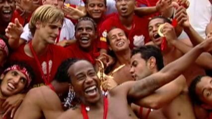 Souza recorda dia de garçom em clássico na campanha vitoriosa do União Mogi em 2006
