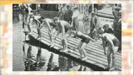 Enciclopíadas: conheça a história e curiosidades da natação