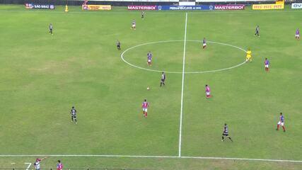 Confira o gol de Piauí