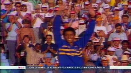 Tony Ramos elege Top 6 de destaques olímpicos