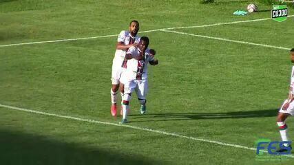 Melhores momentos de Vitória-ES 0 x 1 Rio Branco VN, pelo Campeonato Capixaba 2021