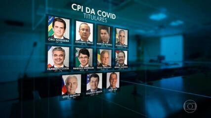Dez dos 18 senadores da CPI da Pandemia receberam ao menos primeira dose contra Covid | Política | G1