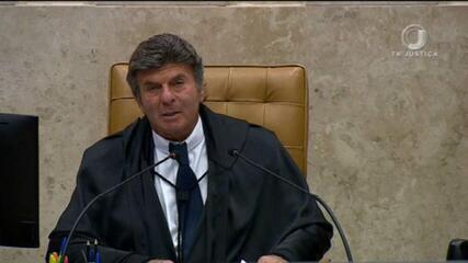 Veja algumas declarações dos ministros do STF durante decisão sobre anular acusações contra Lula