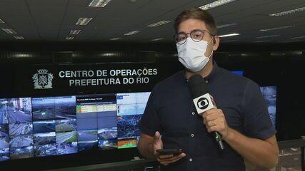 Prefeitura do Rio prorroga medidas restritivas; permanência nas praias continua proibida