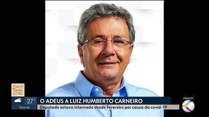 Lideranças políticas de Uberlândia, Minas e do país homenageiam Luiz Humberto Carneiro