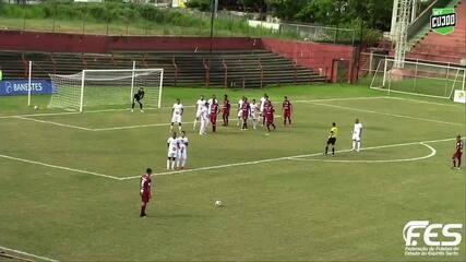 Melhores momentos de Desportiva 1 x 0 Estrela do Norte, pelo Campeonato Capixaba 2021