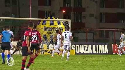 Melhores momentos: Portuguesa 2 x 2 Flamengo pela 10ª do Campeonato Carioca