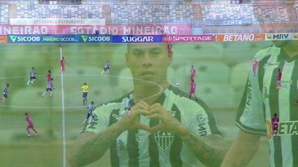 Melhores momentos de Atlético-Mg 2 x 1 Boa Esporte pela 10ºrodada do Campeonato Mineiro