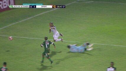 Melhores momentos: Sete de Setembro 0 x 2 Sport pela 6ª rodada do Campeonato Pernambucano 2021
