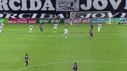 Melhores momentos de Santos 2 x 1 Inter de Limeira pela 6º rodada do Campeonato Paulista