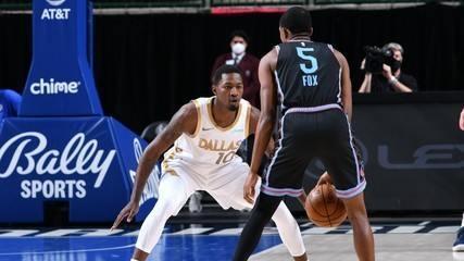 Melhores momentos: Dallas Mavericks 107 x 121 Sacramento Kings pela NBA
