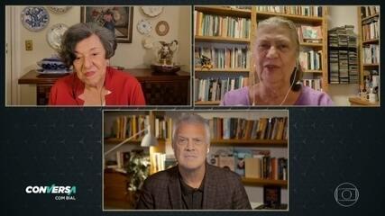 Ruth Rocha e Ana Maria Machado defendem a obra de Monteiro Lobato