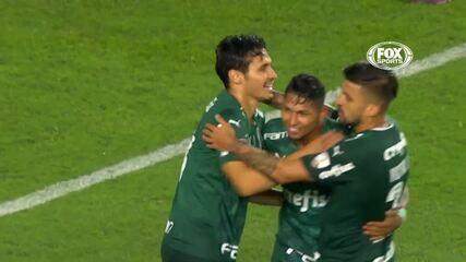 Melhores momentos: Universitario 2 x 3 Palmeiras, pela 1ª rodada da Libertadores