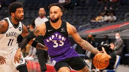 Melhores momentos: Toronto Raptors 114 x 103 Brooklyn Nets pela NBA