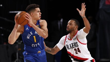 Melhores momentos: Portland Trail Blazers 105 x 106 Denver Nuggets pela NBA