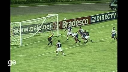 Relembre: melhores momentos de Bahia 2 x 1 Fortaleza pela Copa do Nordeste 2001