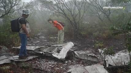 Bloco 01: 'Partiu Amazônia' viveu uma aventura