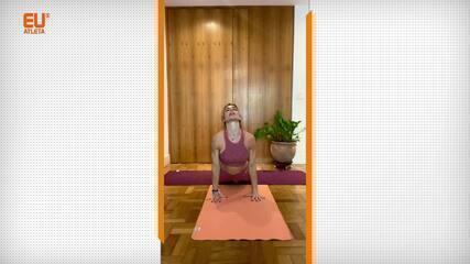 Adriana Camargo revela como sincronizar o movimento com a respiração na Saudação ao Sol B