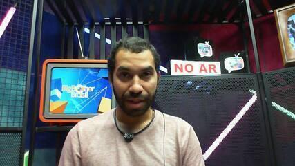 Raio-X BBB21: Gilberto - 28/04