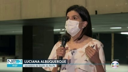 Moradores do Recife que estavam com 2ª dose da Coronavac agendada vão se vacinar outro dia