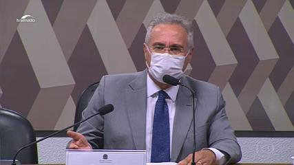 Senadores governistas recorrem ao STF para tentar tirar Renan da CPI da Covid