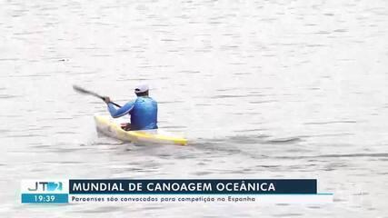 Atletas santarenos são convocados para competição mundial de canoagem