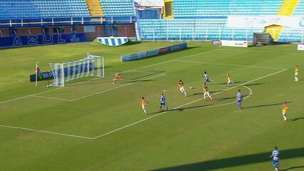 Avaí 0 x 0 Brusque: assista aos melhores momentos da partida