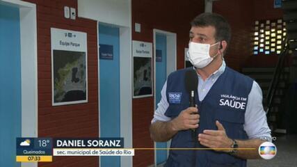 Secretário Municipal de Saúde do Rio fala sobre o novo calendário de vacinação