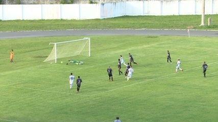 Os gols de São Raimundo-RR 10 x 0 Rio Negro-RR, pela 1ª rodada do Campeonato Roraimense