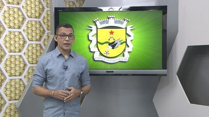 Galvez embarca para desafio contra Atlético-MG pelas oitavas da Copa do Brasil Sub-20