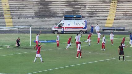 Veja os gols de Paraná 2 x 0 Rio Branco-PR, pelo Paranaense