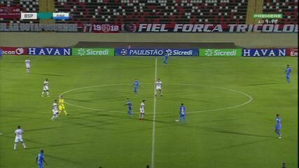 Veja os gols de Botafogo 2 x 0 São Bento, pela rodada 10 do Campeonato Paulista