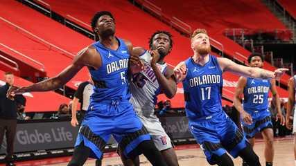 Melhores momentos: Detroit Pistons 112 x 119 Orlando Magic pela NBA