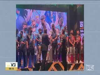 Equipe maranhense de free fire conquista título nacional, em Brasília