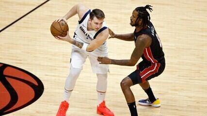 Melhores momentos de Miami Heat 133 x 127 Dallas Mavericks pela NBA