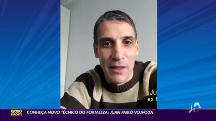 Conheça o  técnico do Fortaleza: Juan Pablo Vojvoda