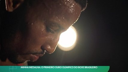 Minha medalha: O primeiro ouro olímpico do boxe brasileiro