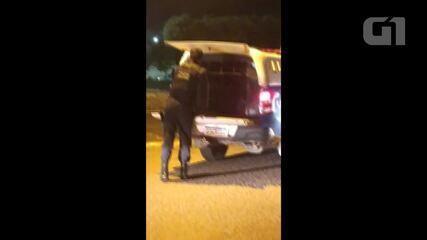 Homem é preso após ameaçar moradores de morte em Jaru, RO