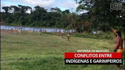Entenda os conflitos entre garimpeiros e indígenas na Terra Yanomami
