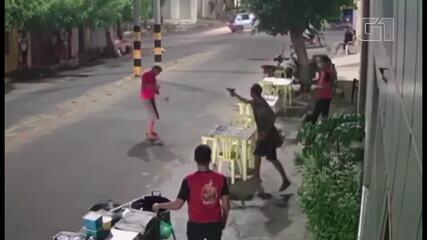 Homem levou tiro de chumbinho na testa durante discussão em Juazeiro do Norte