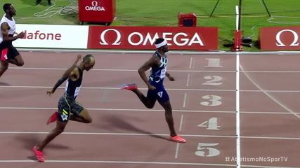 Alison dos Santos conquista o segundo lugar nos 400m com barreiras