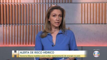 Ana Flor: Governo libera medidas para evitar racionamento de energia no país