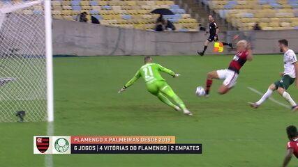 """Júnior: """"Flamengo tem jogadores mais decisivos do que o Palmeiras"""""""