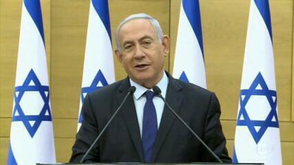 Rivais se articulam para formar novo governo em Israel