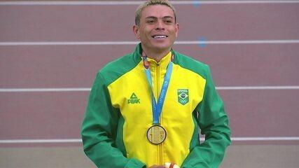 Altobeli Silva é destaque do Brasil nos 3000m com obstáculos