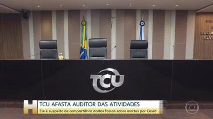 Alexandre Figueiredo Marques é afastado da supervisão da auditoria do TCU