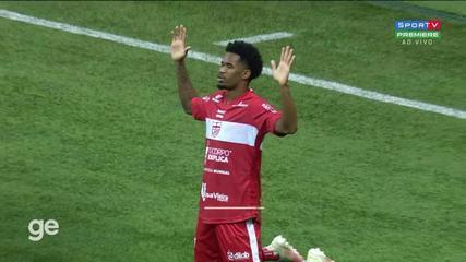 Todos os gols de Palmeiras x CRB
